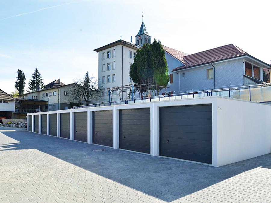 Die Perfekten Beton Fertiggaragen Aus Der Schweiz